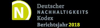 Deutscher Nachhaltigkeit Kodex Logo