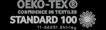 Ökotex Textilien Logo